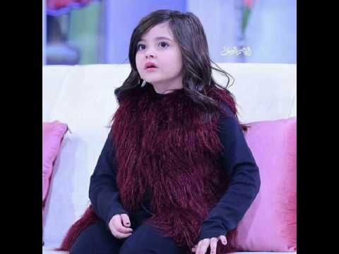 صباح الخير رند ورفيف الشهيلي Winter Hats Little Girls Fashion