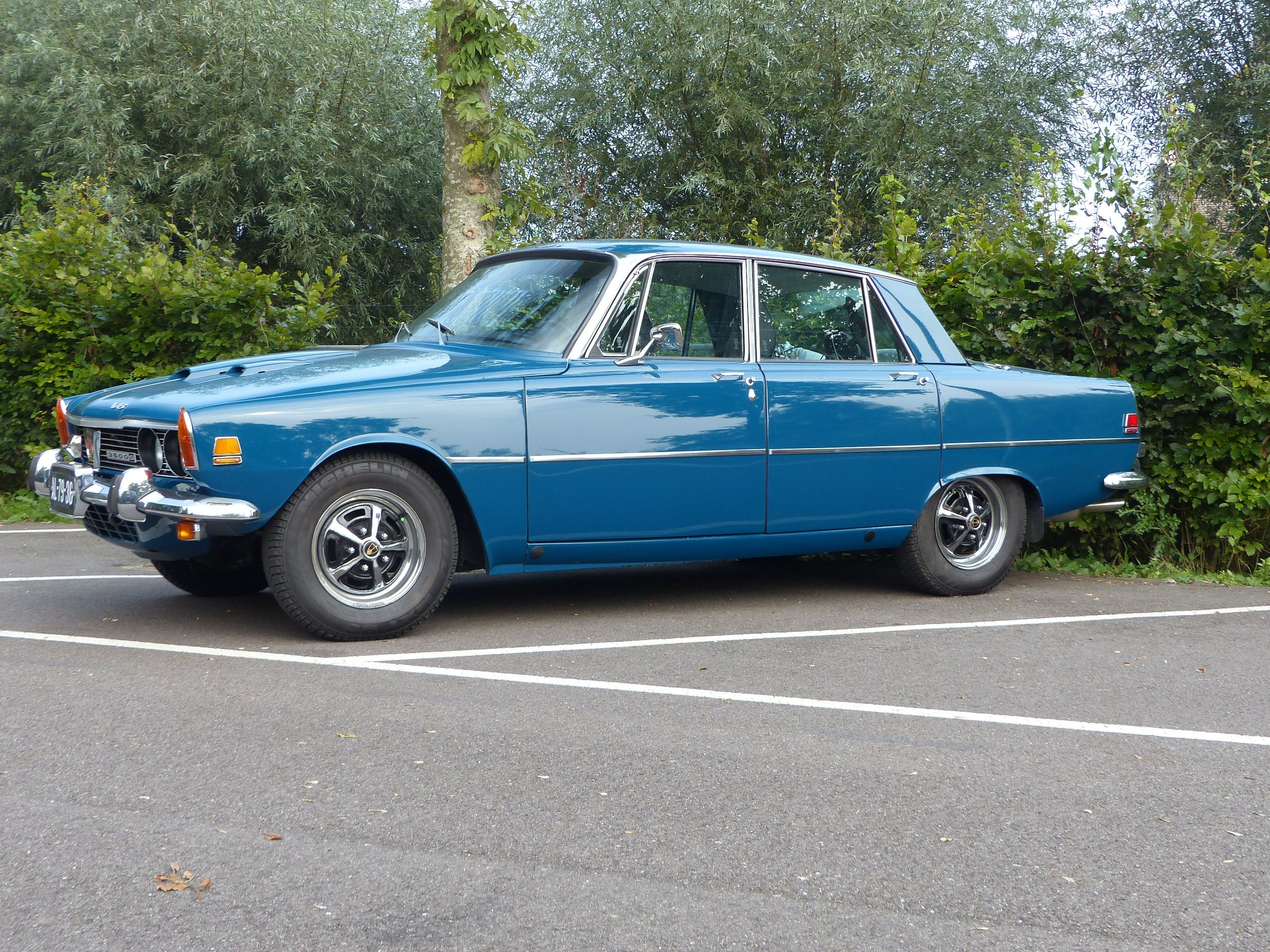 Rover 3500S NADA P6 | ROVER Classics | Pinterest | Rover p6 and Cars