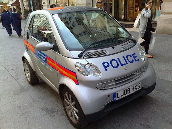 Police Smart Car Pics  Smart Car Pictures Gallery  My Car