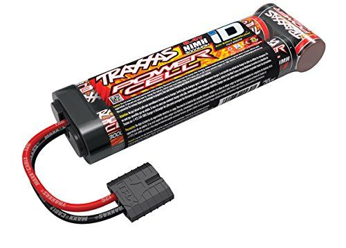 Traxxas 2923x 3000mah Nimh 7c Flat 84v Battery You Can Find More Details By Visiting The Image Link Nimh Traxxas Nimh Battery