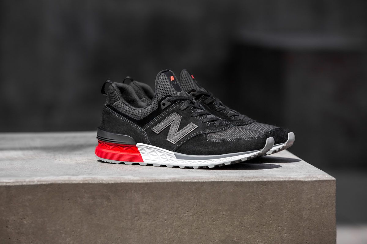 dc1d75a339 New Balance 574 Sport | Shoez part 2. | New balance sneakers, New ...