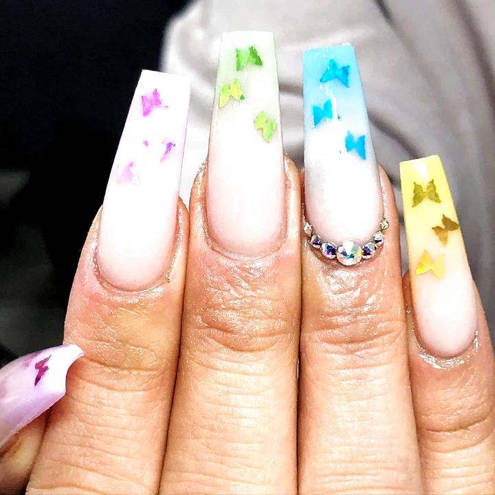 Daily Morning Funny Picdump 191 24 Photos Humorside In 2020 Butterfly Nail Designs Nails Nail Spa