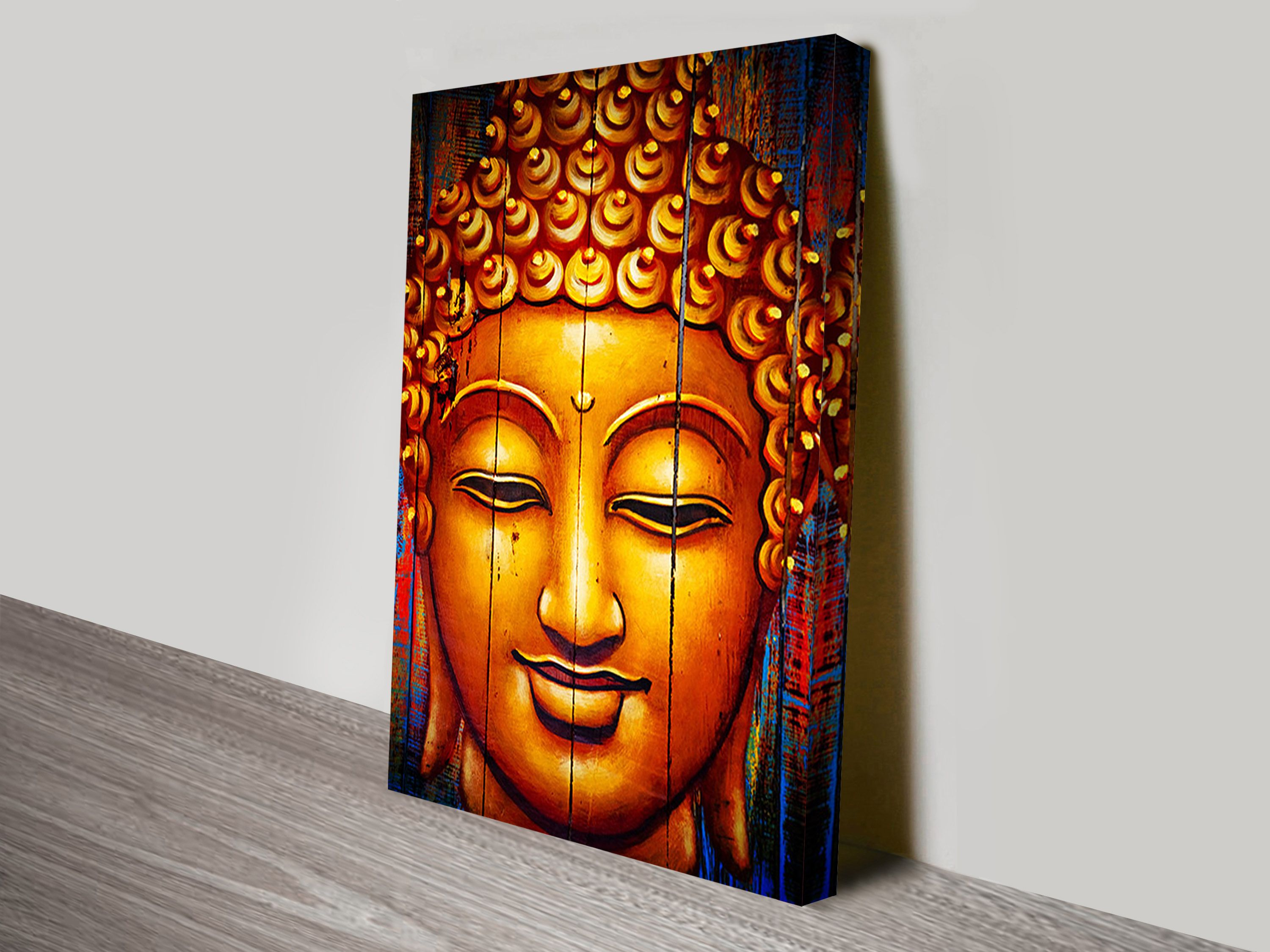 Buy Buddha Painting Print Wall Art Pictures Online Sydney Australia Buddha Canvas Buddha Art Painting Buddha Painting Canvas