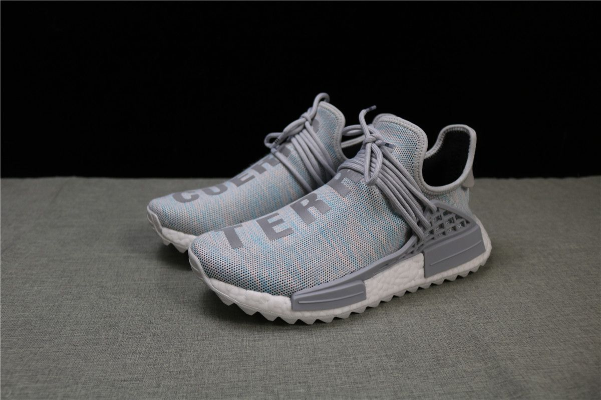 buy online d339c 254af Adidas Human Race NMD Pharrell x BBC Cotton Candy - $109.00 ...