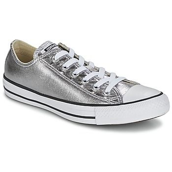 Lave sneakers Converse CHUCK TAYLOR ALL STAR METALLICS OX Sølv 499.00 kr