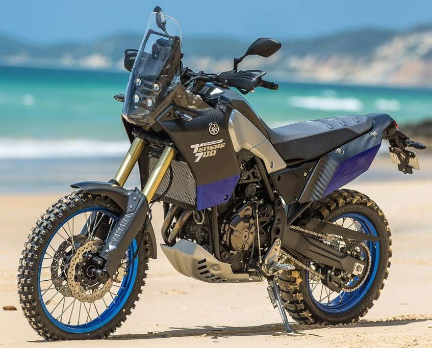 2019 Yamaha Tenere 700 Adventure Bike Adventure Motorcycling