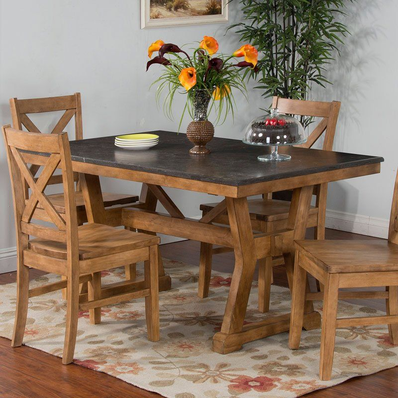 Blue Moon Dining Table Desert Sand Dining Table Dining