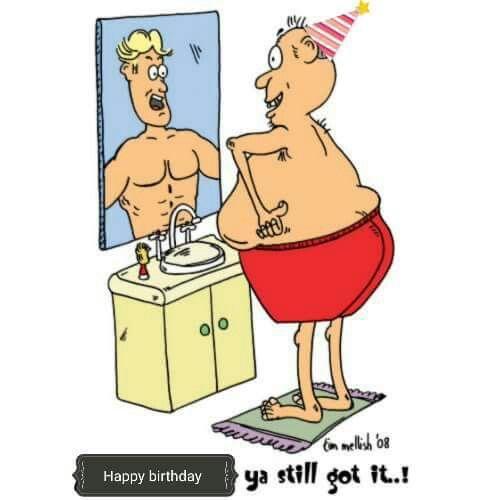 Funny Happy Birthday Pictures, Happy 50