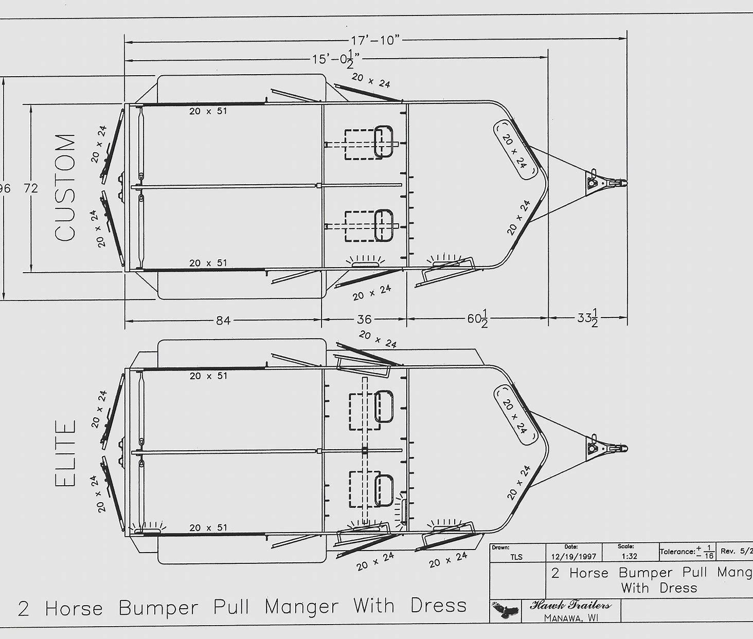 Image Result For Cargo Trailer Conversion Floor Plans 7x16