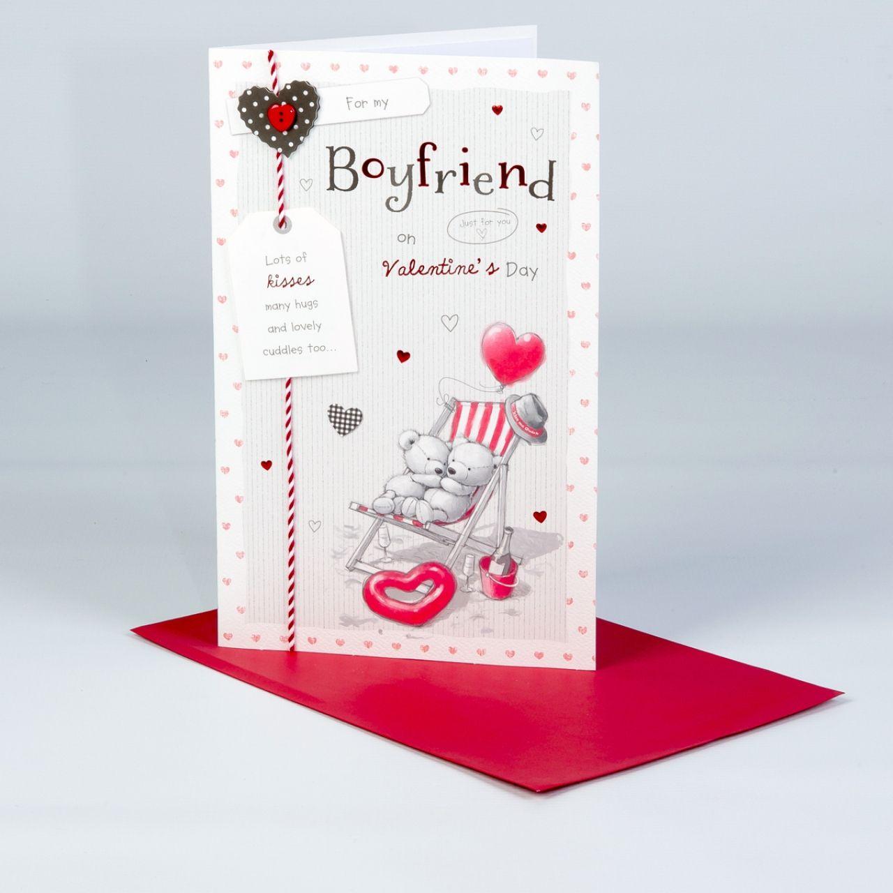 A Valentine Anniversary Gift For My Boyfriend Shop By Product A – Valentines Card for My Boyfriend