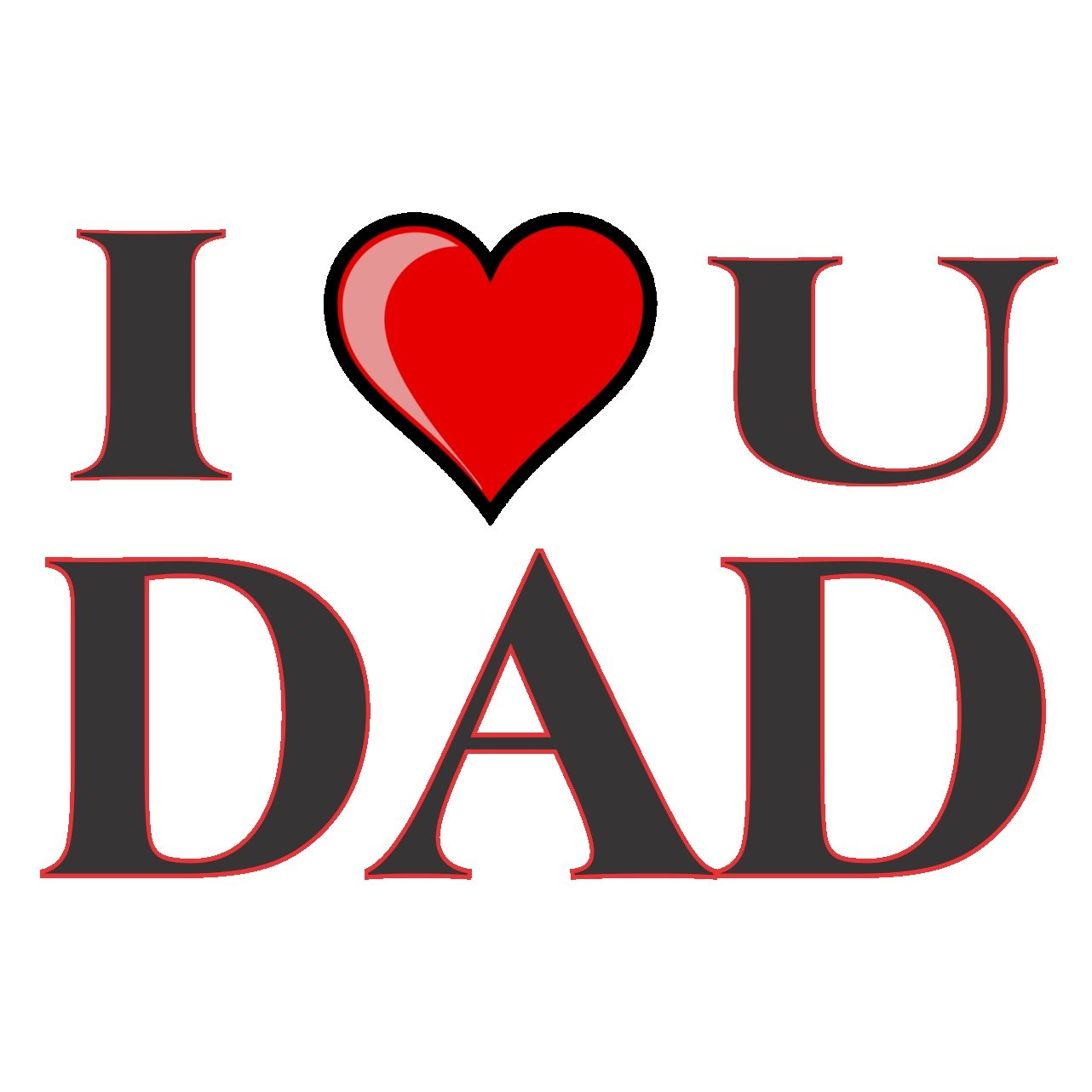 Wallpaper Of Love You Dad