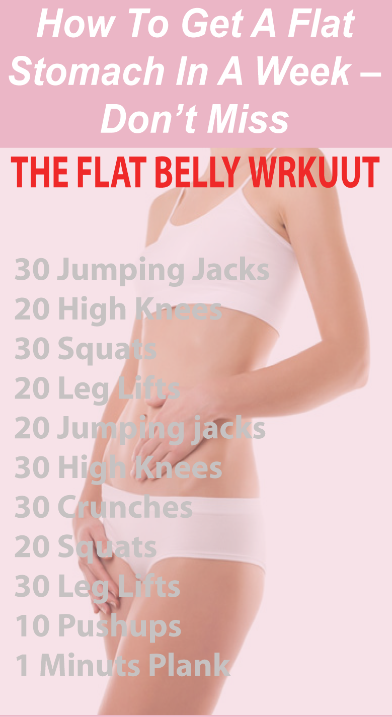 How to remove the stomach in a day 87