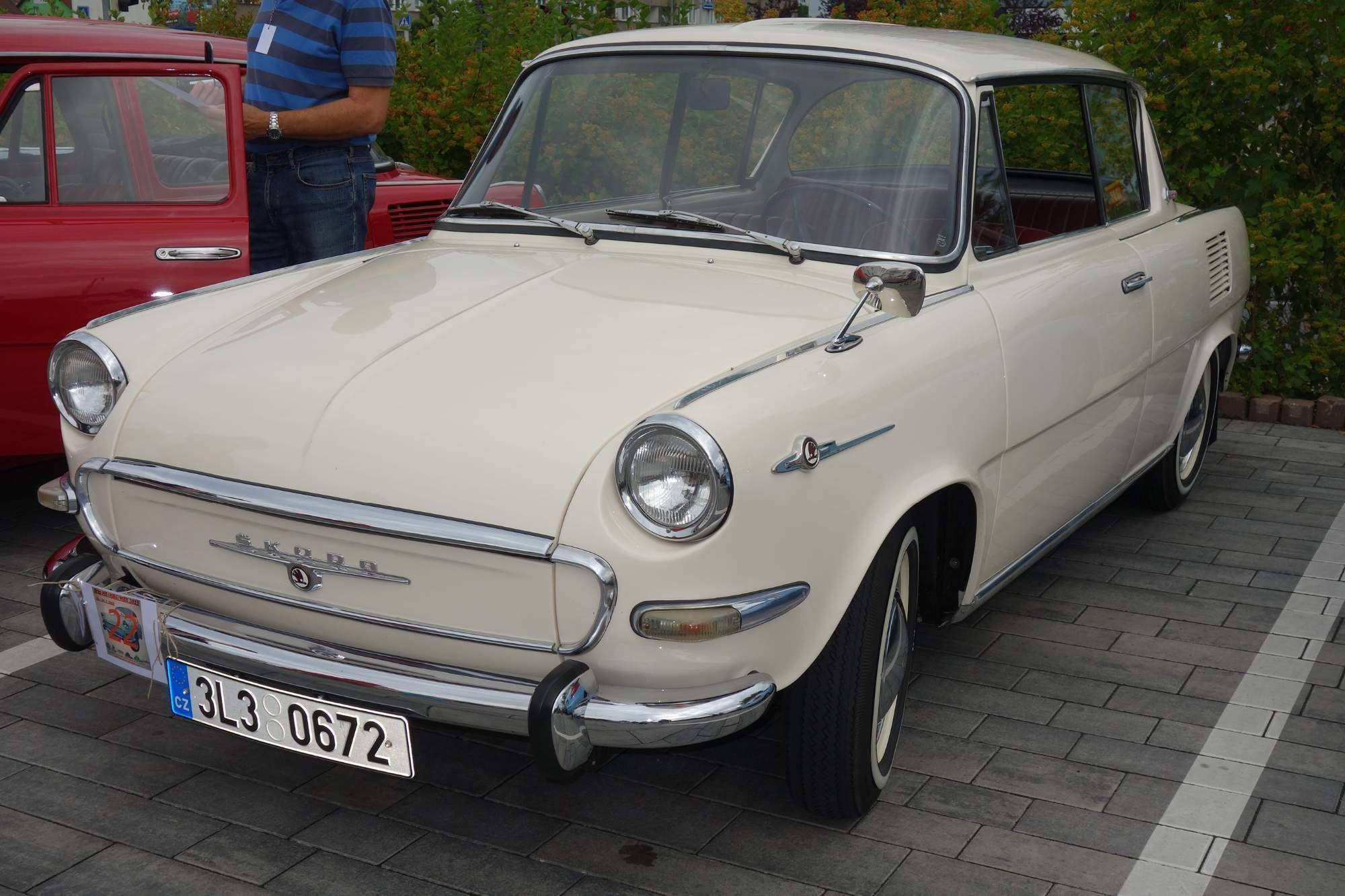 Skoda 1000 MBX   Czechoslovak Classic Cars   Vintage cars