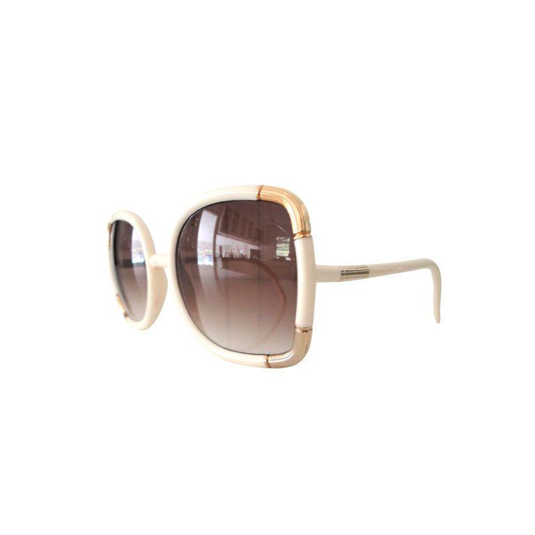 Ted Lapidus Sunglasses - France on @1stDibs