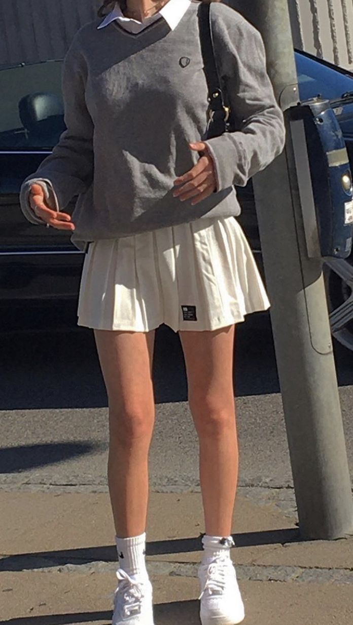 French Fashion Tips Saleprice 15 Fashion French Saleprice Best Picture For Streetwear 90s In 2020 Tennis Skirt Outfit Cute Casual Outfits Fashion Inspo Outfits