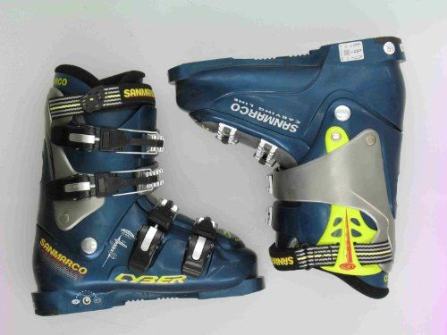 Sanmarco Cyber 7.7 Carving Ski Boots