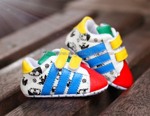 newborn adidas shoes