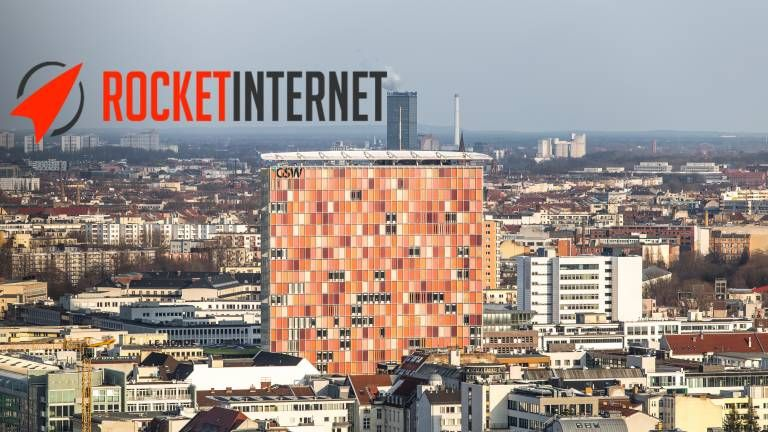 """The """"Rocket Tower"""" in Berlin will be the biggest #StartUp Campus in #Europe with a total of 22,000sqm - right across the street from Axel Springer Publishing House HQ, one of Germany's largest Media Groups which has a breeder as well plus various start-up and online activities under its belt."""