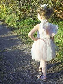 LillyTyll: Lindansen - en sång till en riktig liten cirkusballerina