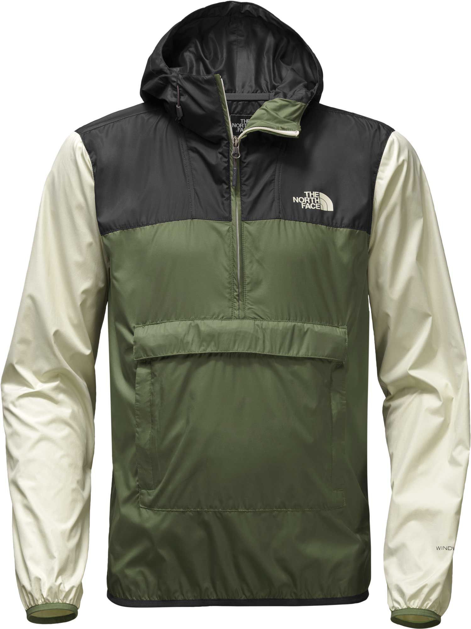 The North Face Men's Fanorak Pullover Jacket in 2019 | Mens