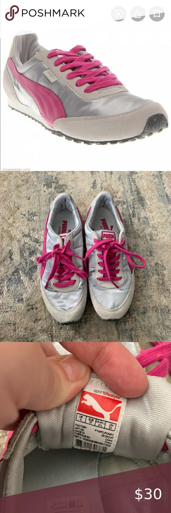 Puma Maya Nm Womens Trainers in Pink