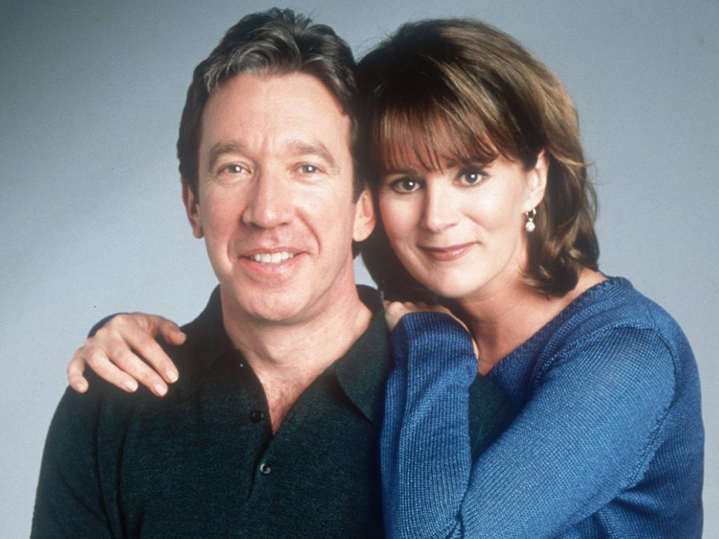 Tim Jill Home Improvement Tv Show Home Improvement Best Tv Couples