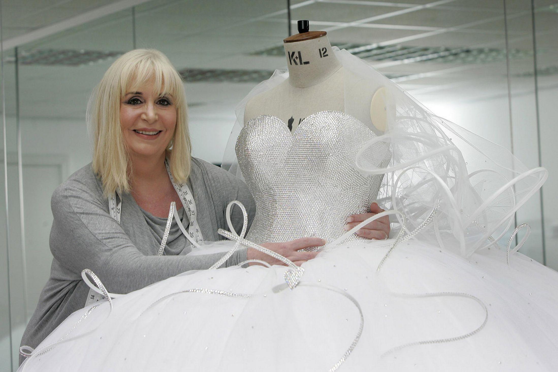 thelma madine dresses - Google Search | My Big Fat Gypsy Wedding ...