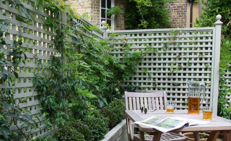 Trellis Screening Ideas Part - 19: 15+ Garden Screening Ideas For Creating A Garden Privacy Screen