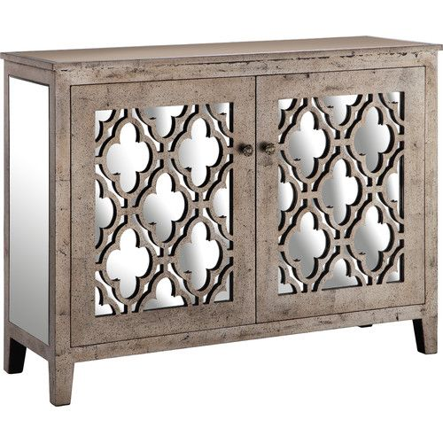 Found It At Joss Main Shelby Mirrored Sideboard Mirrored