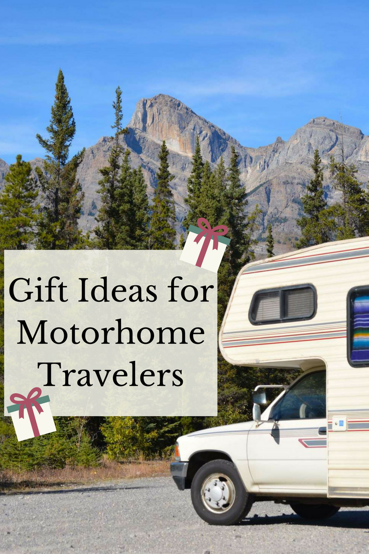 RV gift ideas for the motorhome lover in your life! Click visit to read about the motorhome gifts we recommend! #RV #rvlife #rvgifts #vanlife #camperlife ...