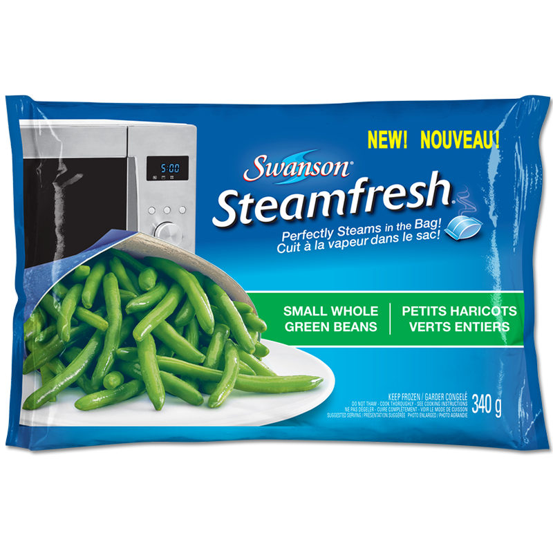 These Delicious Green Beans Steam Perfectly In The Bag All You Need Is A Microwave