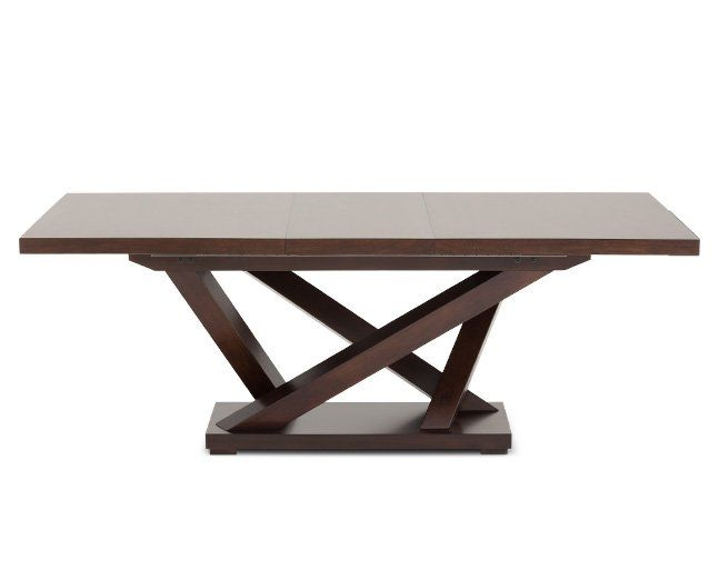 Dining Tables Belle Dining Table Streamlined, Sleek Style Part 78