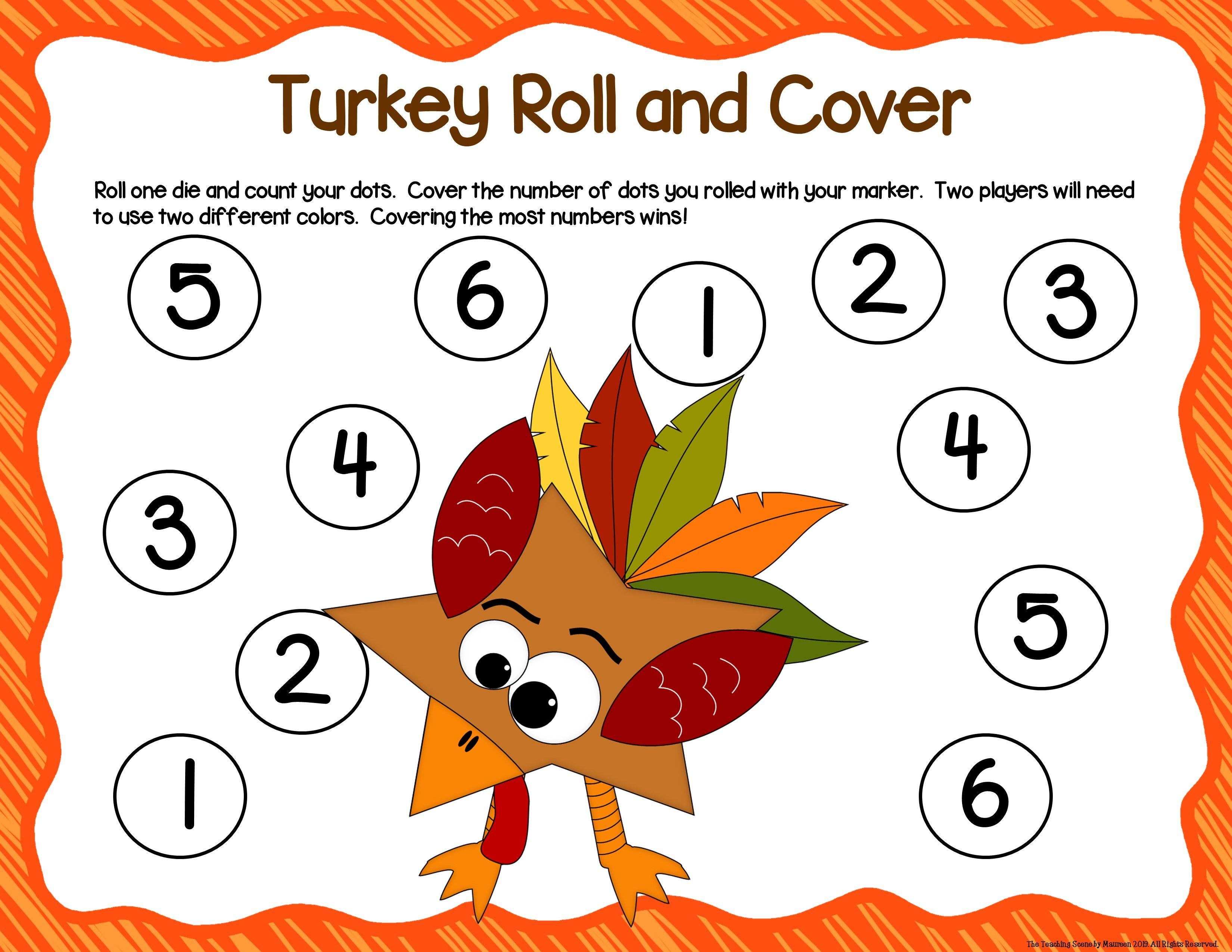 November Literacy Unit Turkey Trouble Amp Twas The Night