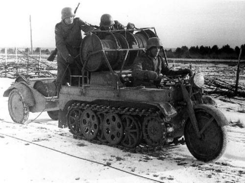 「Kettenkraftrad」の畫像検索結果   戦車. ヴィネット. 樞軸國