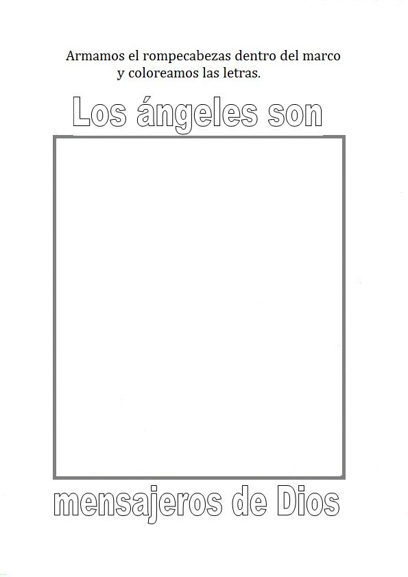 La Catequesis: Angel de la Guarda | Catequesis | Pinterest | Angel ...