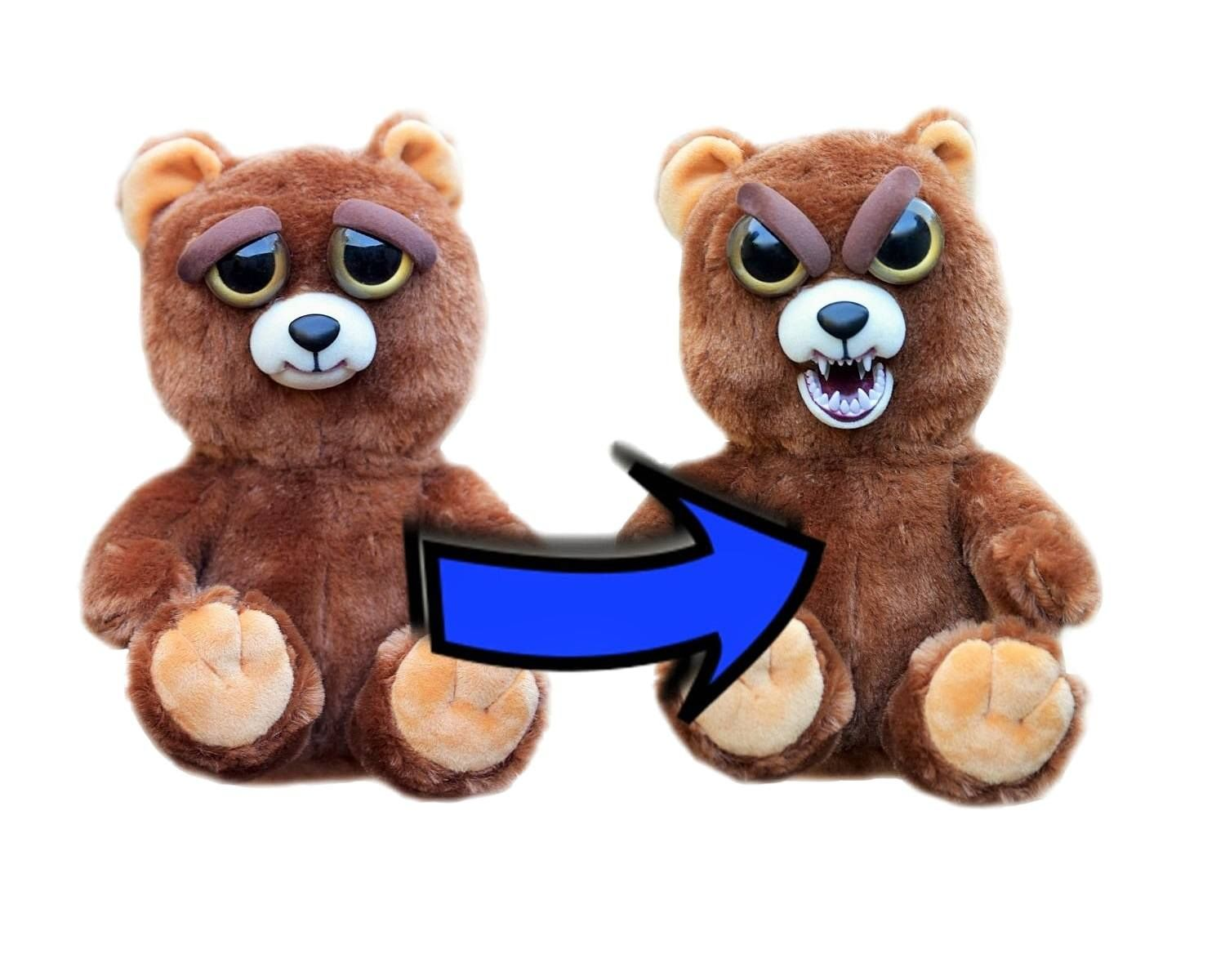 Details about Feisty Pets Plush Stuffed Animals by William