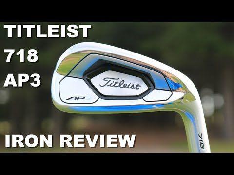 Titleist 718 AP3 Review - YouTube | golf clubs | Golf club grips