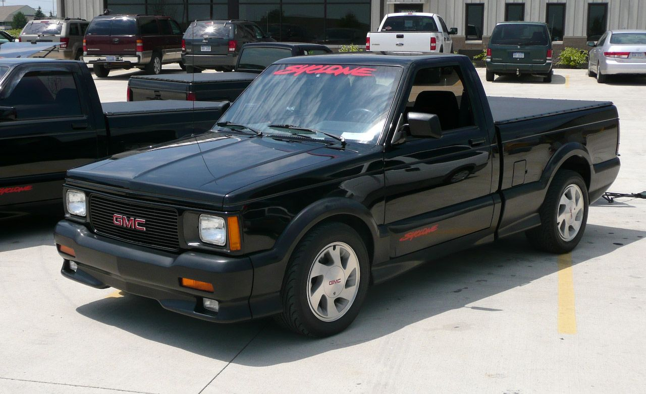 91 Gmc Syclone Not Gonna Lie I D Drive The Snot Outta This