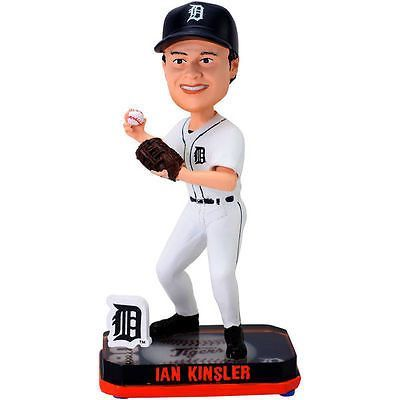 MLB Detroit Tigers Ian Kinsler Collectors Limited # Edition BobbIehead
