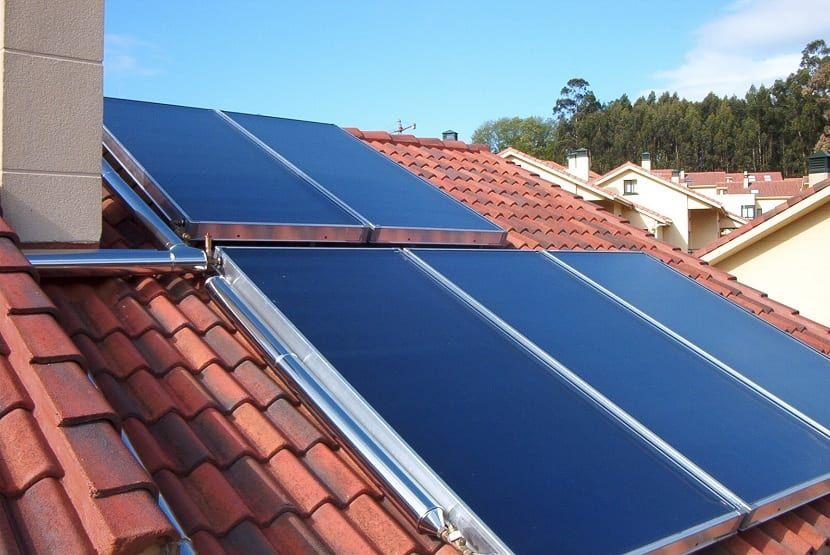 Que Es Y Como Funciona La Energia Solar Termica Energia Solar Termica Energia Renovable Y Energia Solar