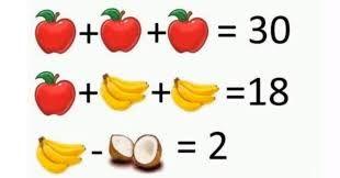 Znalezione obrazy dla zapytania zagadki matematyczne dla przedszkolaków