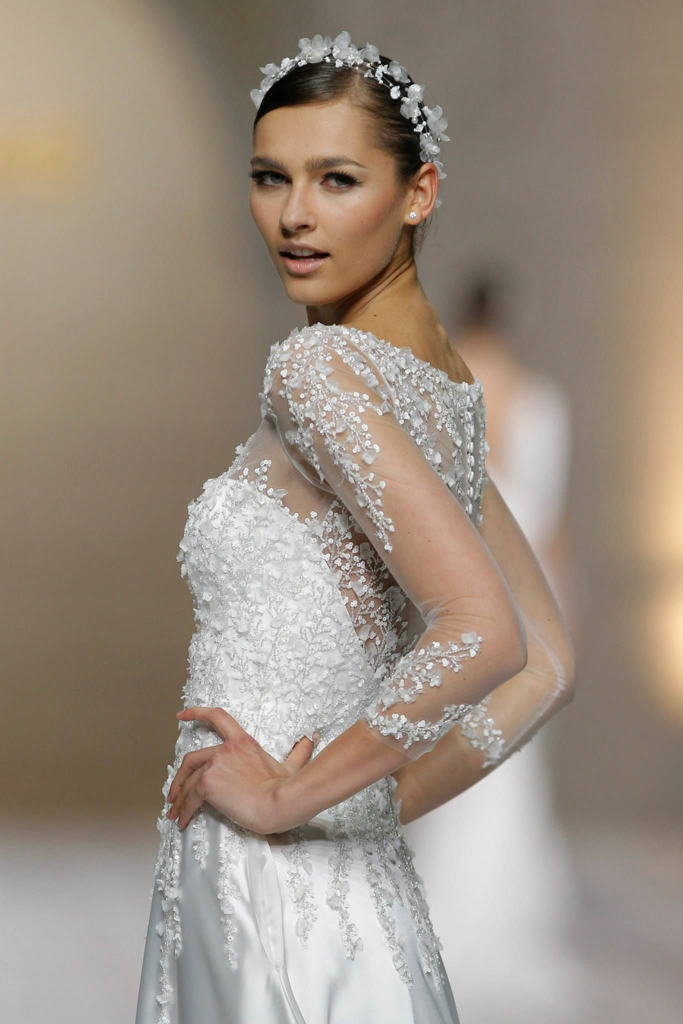 Pronovias Wedding Dresses 2015 | Pinterest | Pronovias wedding ...
