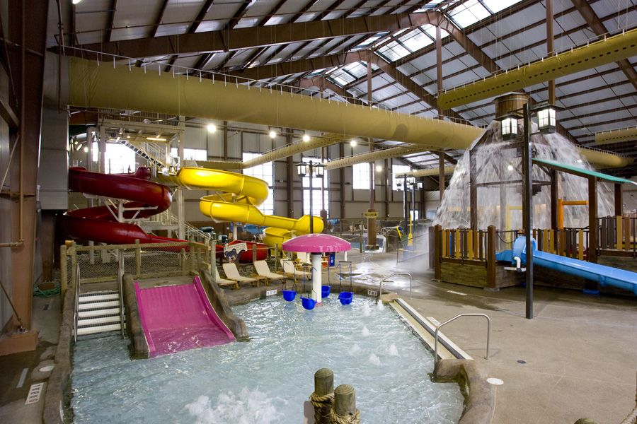 Greek Peak Mountain Resort Indoor Waterpark Cortland Ny