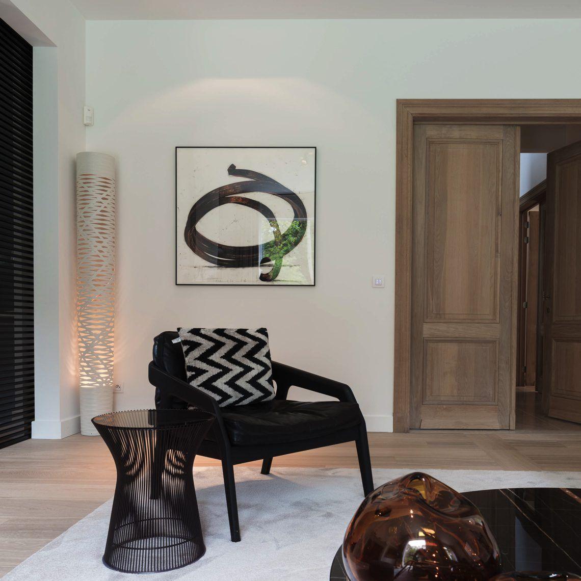 Devos interieur - Inrichting villa Schilde - Hoog □ Exclusieve woon ...
