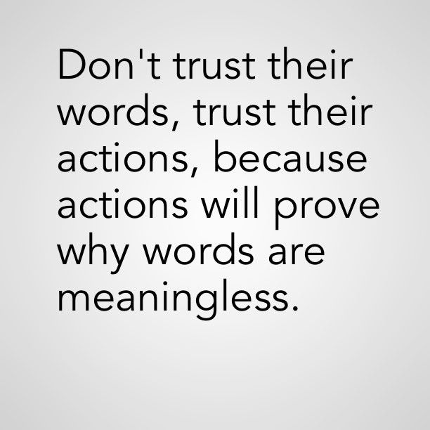 Meaningless Words Loyalty Quotes Trust Words Gangster Quotes