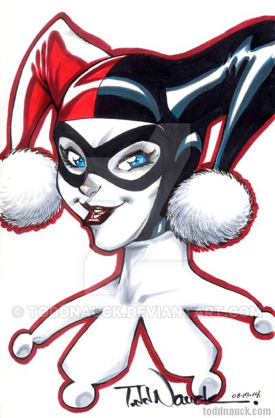 Harley Quinn by ToddNauck