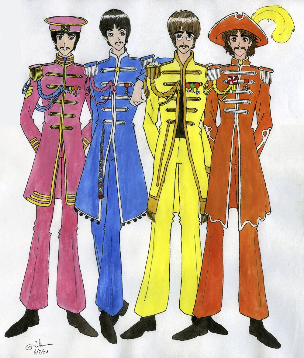 Protected Blog Log In Sgt Peppers Lonely Hearts Club Band Beatles Costume Beatles Sgt Pepper