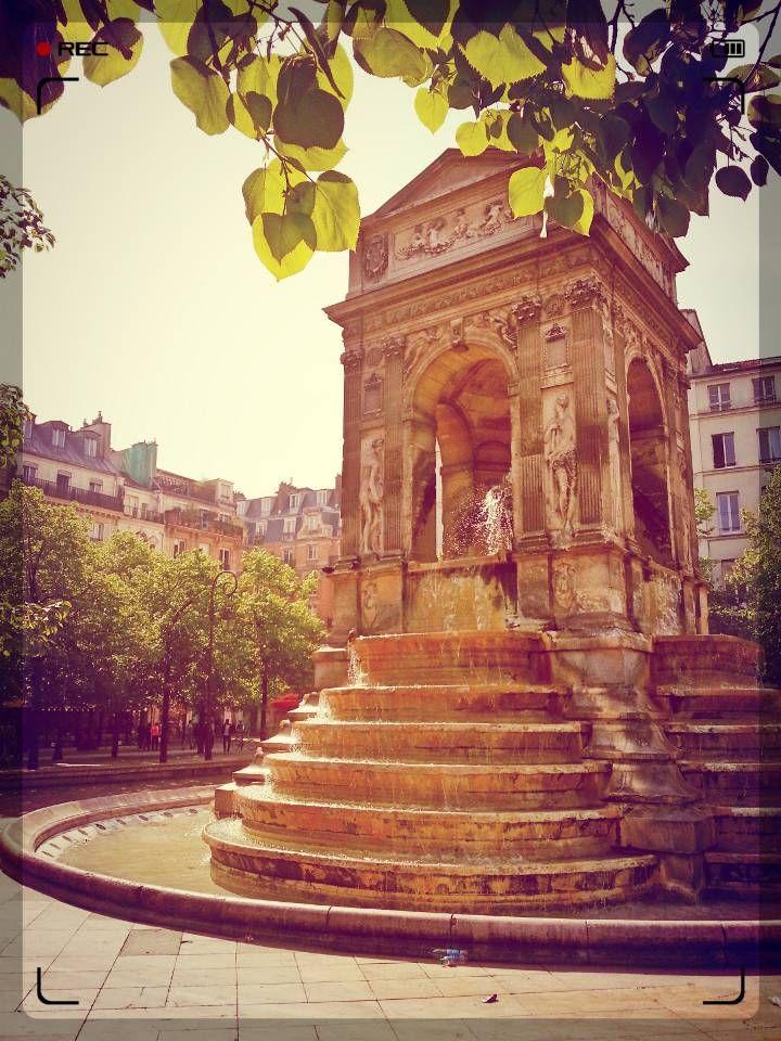 Paris. Les Halles