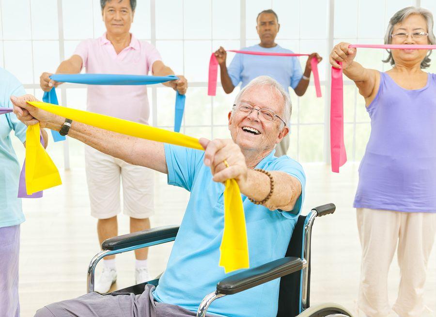 In Home Senior Care Services Elderly Care Senior Fitness Home Health Care