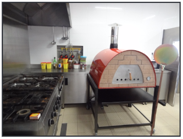 Prime Red Large Pizza Oven Outdoor Kitchens Patio Lawn Garden Urbytus Com